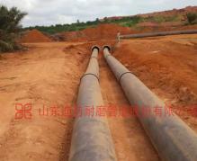 印尼高分子管道工程案例