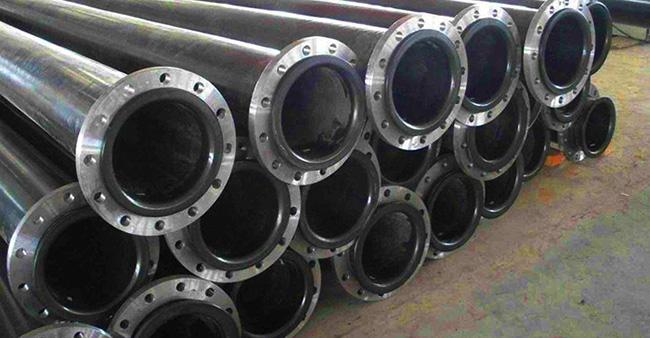 超高分子量钢塑复合管