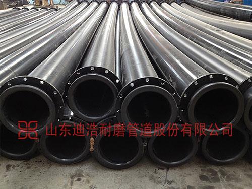超高分子量聚乙烯管优秀的塑料耐磨管道