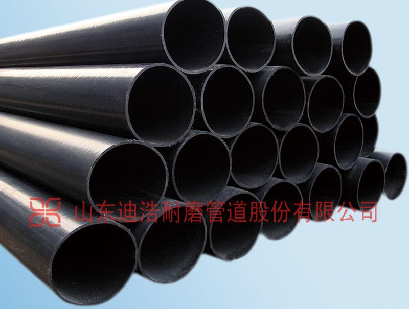 超高分子量聚乙烯管与抽沙胶管做为抽沙管的比较